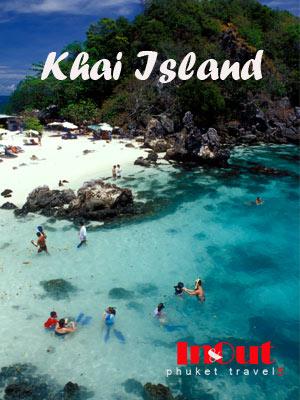 Khai Island Morning Tour