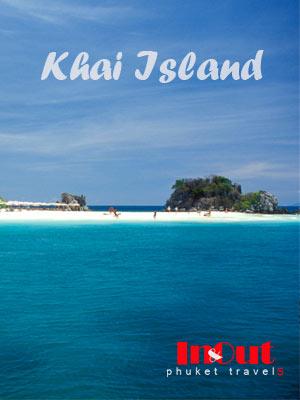 Khai Island Tour Full Day