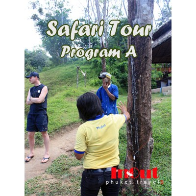 Safari Tour Phuket