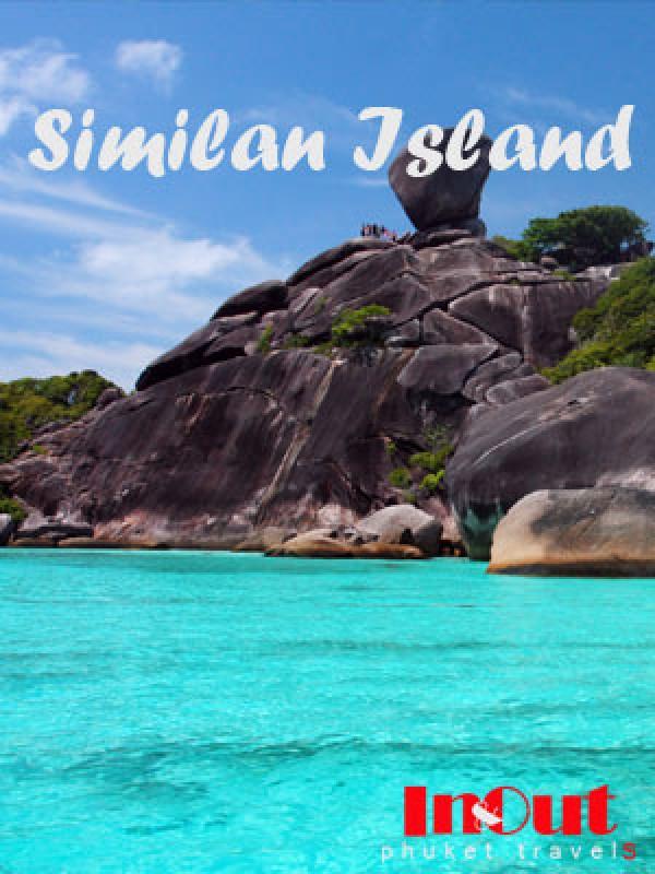 Similan Island Tour